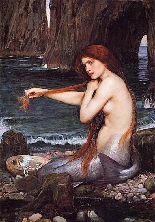Capturing the Look of Love; Waterhouse's Women.