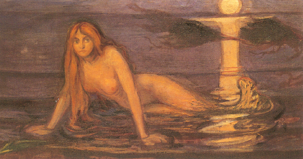 The dread of feeling too much; Edvard Munch and his women